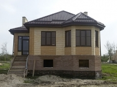 Старочеркасская, дом 195 м2